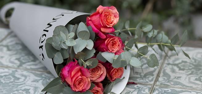 Flower Time - Firemní floristka