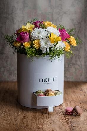 FlowerTime Boxy